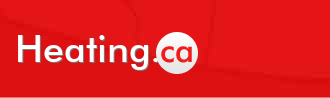 Heating logo